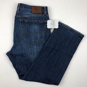 Lucky Brand 329 Classic Straight Leg Jean